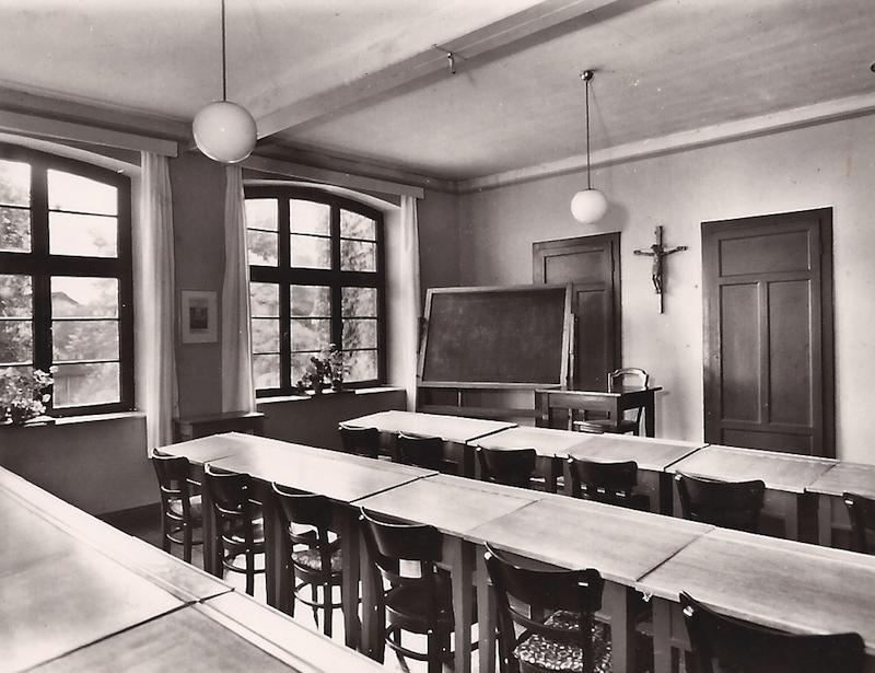 8 - Ein Klassenraum
