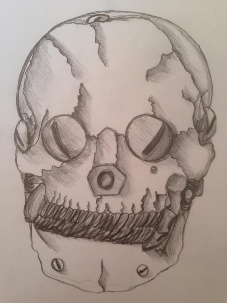 Kopf-Metamorphose 01