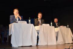 Die Kandidaten von CDU, FDP und AfD