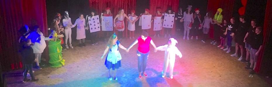 Unterstufen Theater-AG beeindruckt mit \