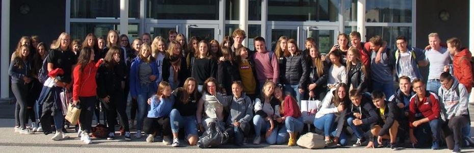 Schüleraustausch Saint-Flour 2018