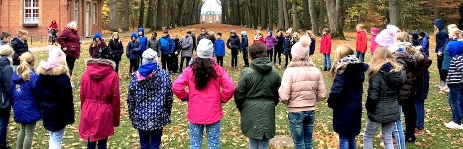 Schulgemeinschaftstage 2018 in Sögel/Clemenswerth