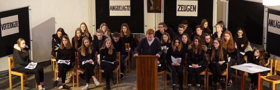 Gedenktag für die Opfer des Nationalsozialismus